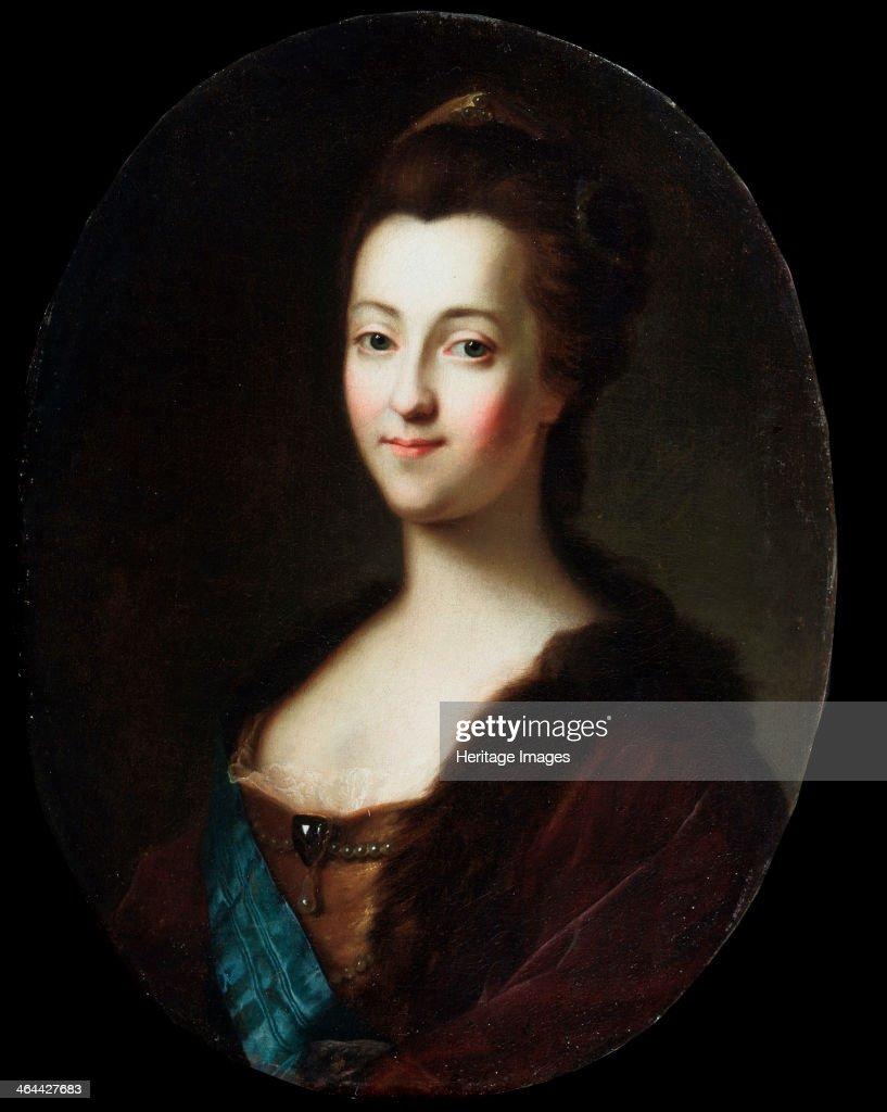 Russian Throne Catherine Ii 19
