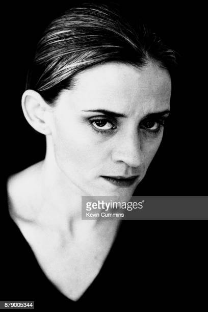 Portrait of English actress AnneMarie Duff London 2nd March 2007