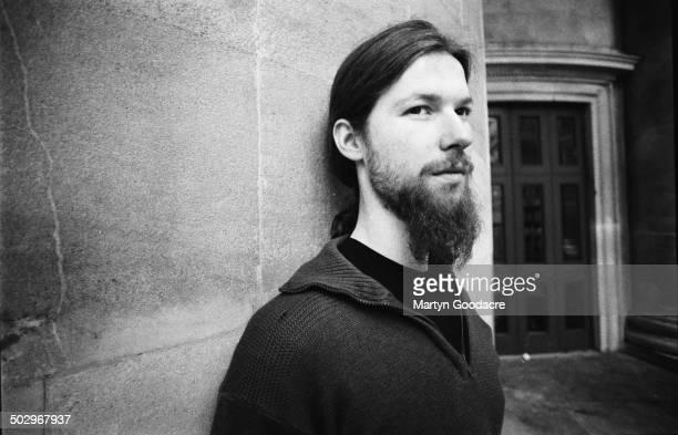 Portrait Of English electro musician Aphex Twin United Kingdom 1996