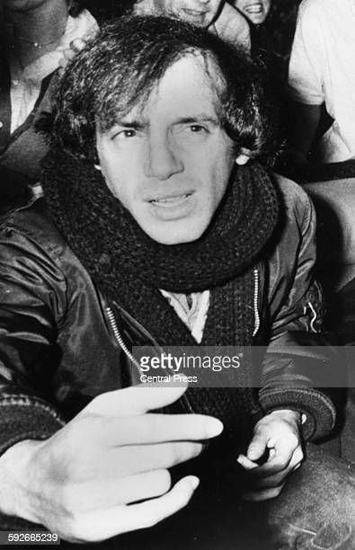 Portrait of entrepreneur Steven Rubell coowner of the New York disco club 'Studio 54' January 3rd 1979