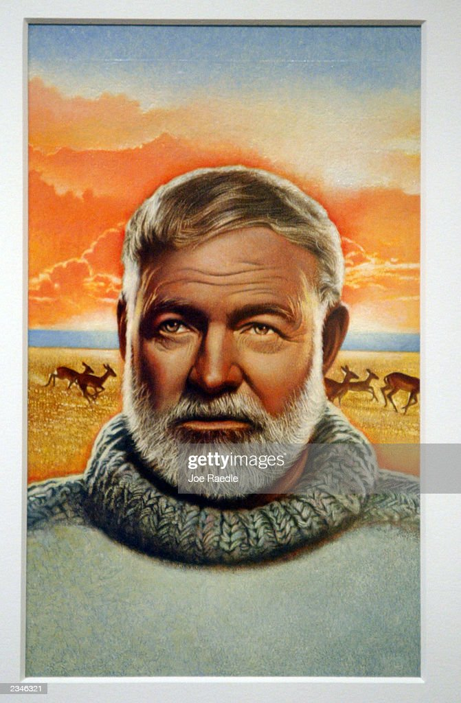 a report on the works of ernest hemingway Ernest hemingway: ernest hemingway ernest hemingway, in full ernest miller hemingway this work also introduced him to the limelight.