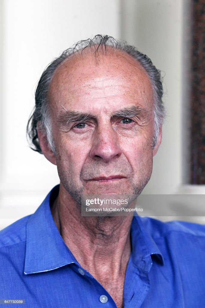 Portrait of explorer and writer Sir <a gi-track='captionPersonalityLinkClicked' href=/galleries/search?phrase=Ranulph+Fiennes&family=editorial&specificpeople=235354 ng-click='$event.stopPropagation()'>Ranulph Fiennes</a>, United Kingdom, 14th May 2015.