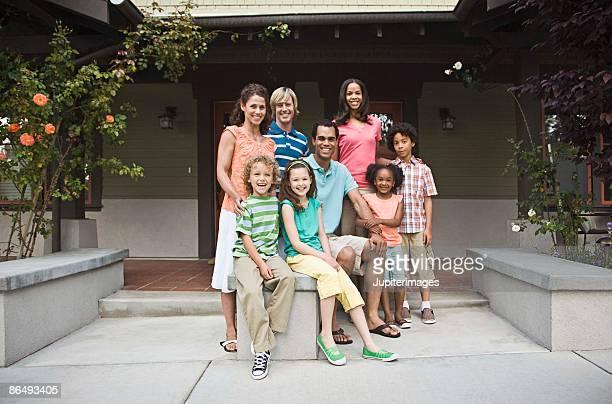 Portrait of families