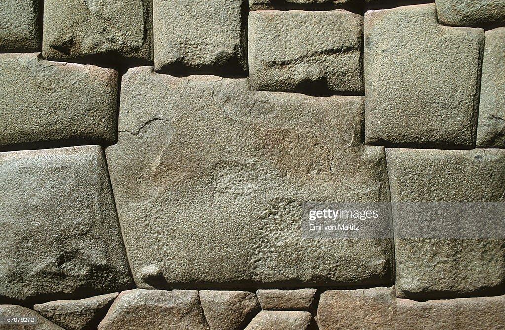12 Sided Inca Stone by TravelPod Member Jamesandjulie | TripAdvisor™
