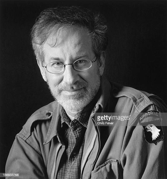 Portrait of film director and producer Steven Spielberg New Orleans Louisiana 2000