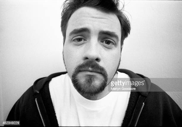 Portrait of film director Kevin Smith London United Kingdom 1994
