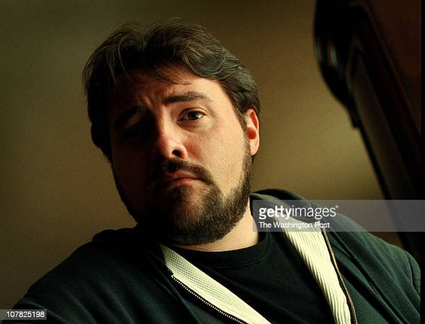 Portrait of filmmaker Kevin Smith Teresa Wiltz is interviewing Smith who has a new movie opening in August Original Filename smith2 copyjpg