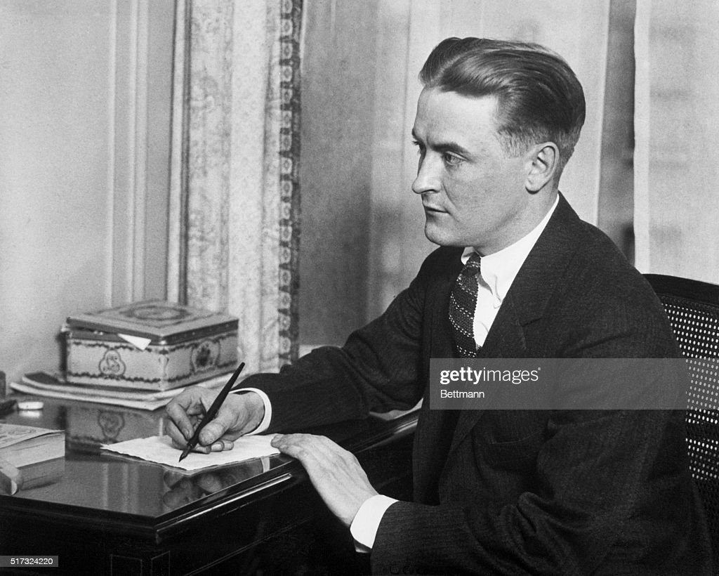 a biography of the american writer f scott fitzgerald The great gatsby is a novel by american author f scott fitzgerald the worst book ever my english teacher was obsessed with this stupid book and ruined it for everyone the story takes place in 1922, during the roaring twenties, the post-world war i prosperous time in the united states the.