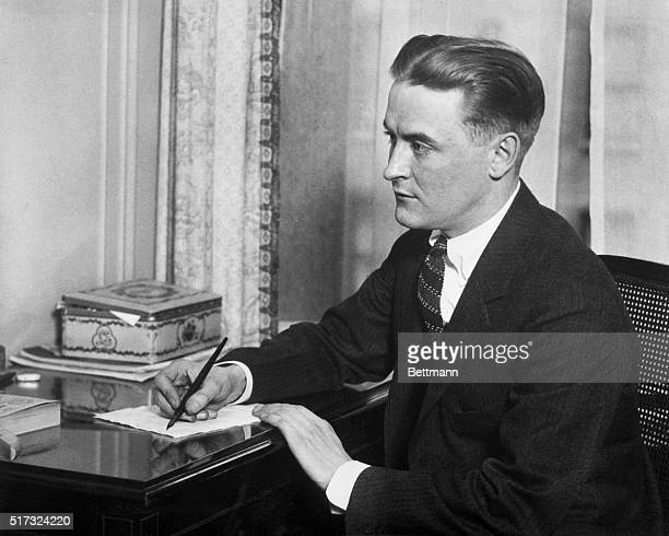 an interview with f scott fitzgerald essay Suggested essay topics and study questions for f scott fitzgerald's the great gatsby perfect for students who have to write the great gatsby essays.