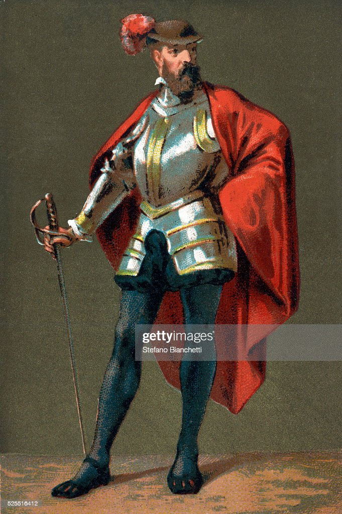 Portrait of <a gi-track='captionPersonalityLinkClicked' href=/galleries/search?phrase=Francisco+Pizarro&family=editorial&specificpeople=233932 ng-click='$event.stopPropagation()'>Francisco Pizarro</a>