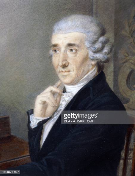 an analysis of the music report on franz joseph haydn an austrian composer
