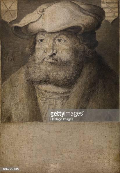 Portrait of Frederick III Elector of Saxony c 1525 Artist Dürer Albrecht