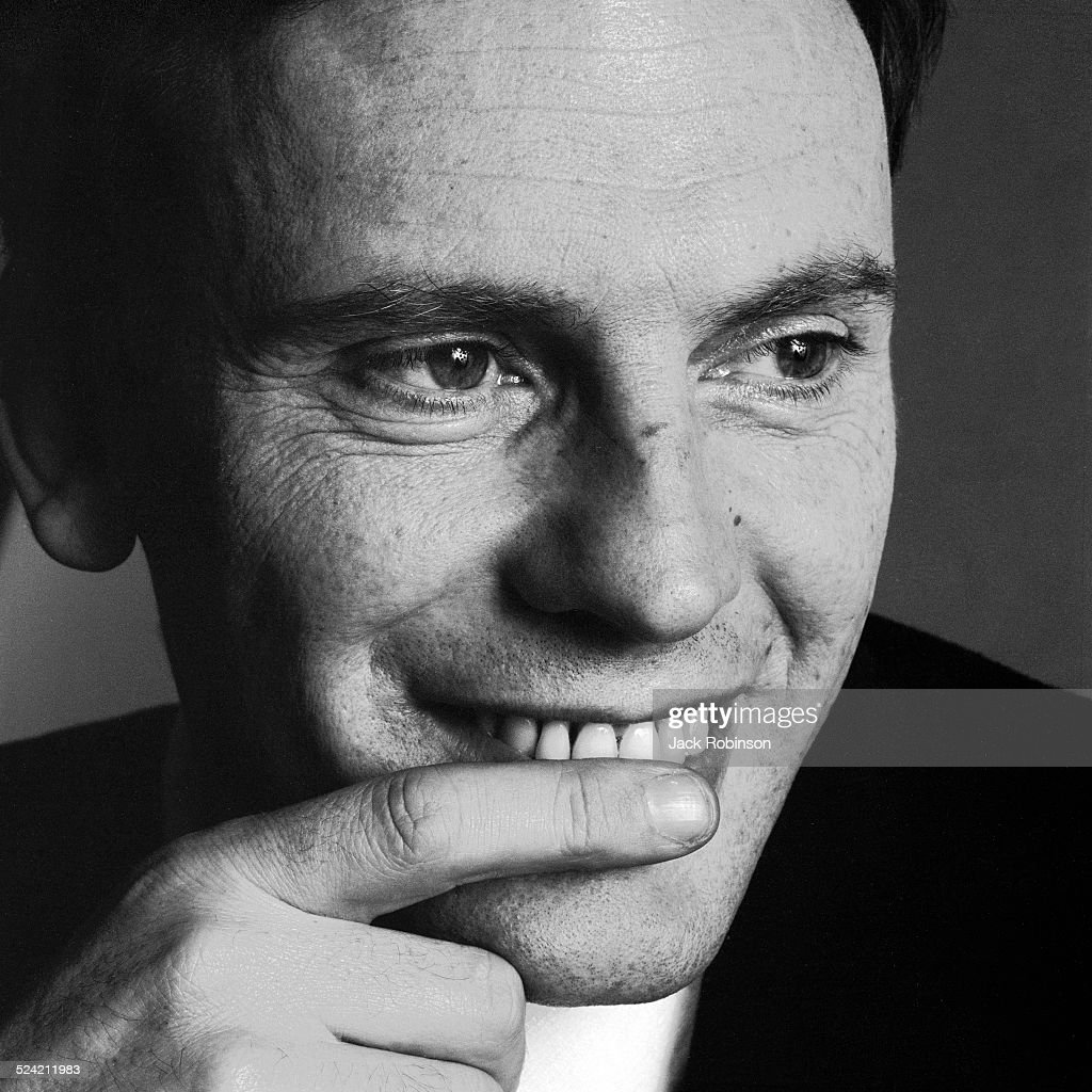Portrait of French actor <a gi-track='captionPersonalityLinkClicked' href=/galleries/search?phrase=Jean-Louis+Trintignant&family=editorial&specificpeople=1822183 ng-click='$event.stopPropagation()'>Jean-Louis Trintignant</a>, New York, New York, February 1970.