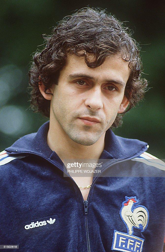 UEFA Championship, 1984 - France v Spain,  Final