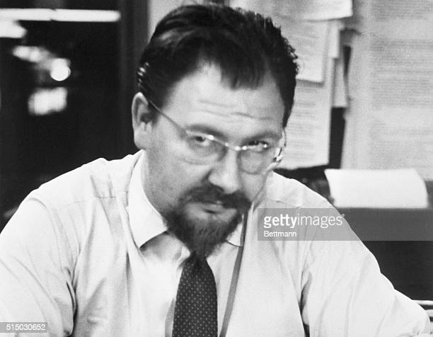 Portrait of French journalist Paul Guihard Guihard was killed in rioting at Ole Miss in Mississippi after student James Meredith attempted to enroll...
