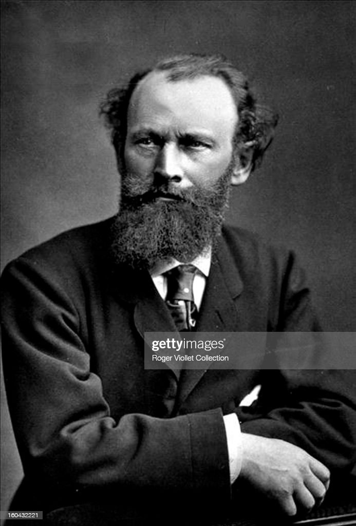 Portrait of French painter Edouard Manet (1832-1883) posed circa 1870.