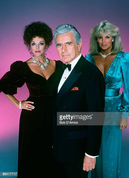 DYNASTY gallery Season Three 9/29/82 Joan Collins John Forsythe Linda Evans