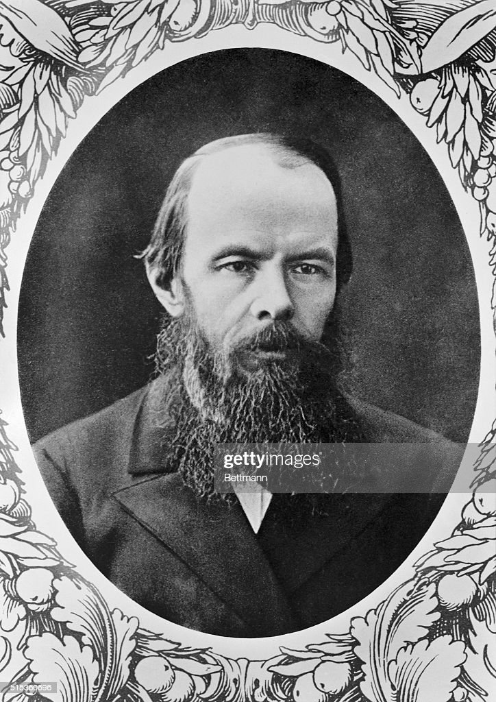 russian writer dostoevsky