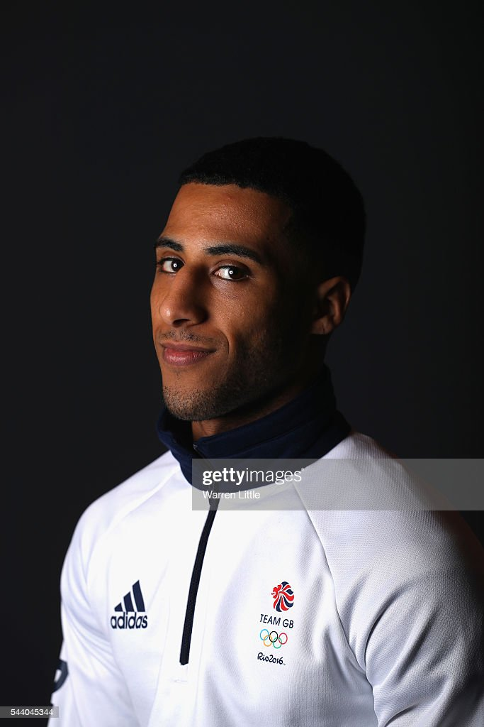 A portrait of Galal Yafai a member of the Great Britain Olympic team during the Team GB Kitting Out ahead of Rio 2016 Olympic Games on July 1, 2016 in Birmingham, England.