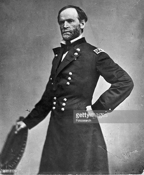 general william t sherman's innovations and In 1875, ten years after the end of the civil war, sherman became one of the first  civil war generals to publish a memoir his memoirs of general william t.