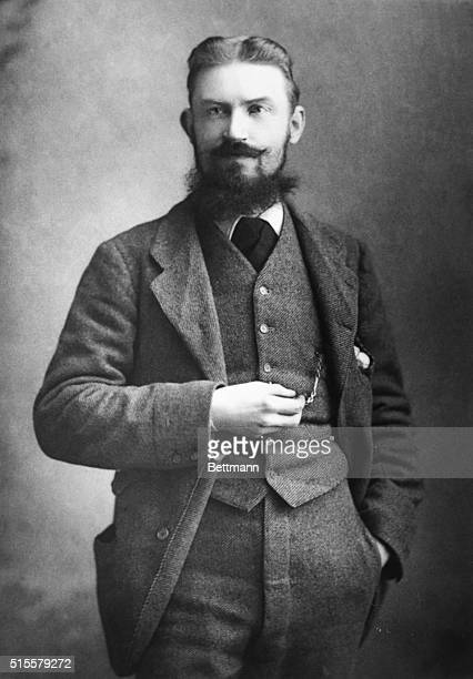 Portrait of George Bernard Shaw Photograph 1892