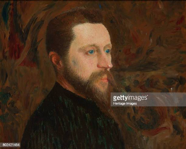 Portrait of Georges Seurat circa 1890 Private Collection