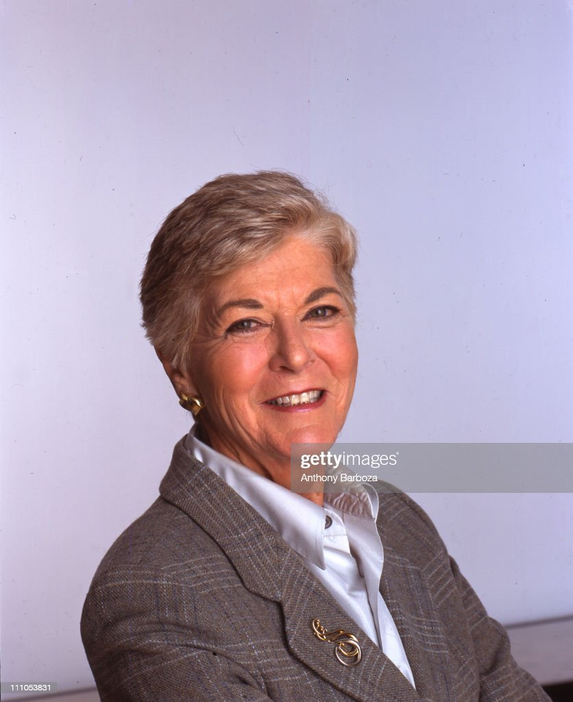 Portrait of Geraldine Ferraro (1935 - 2011), former member of the United States House of Representatives, and Democratic candidate for Vice President in 1984, taken in New York, 2002.