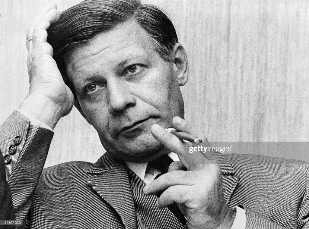 In Focus: Former German Chancellor Helmut Schmidt
