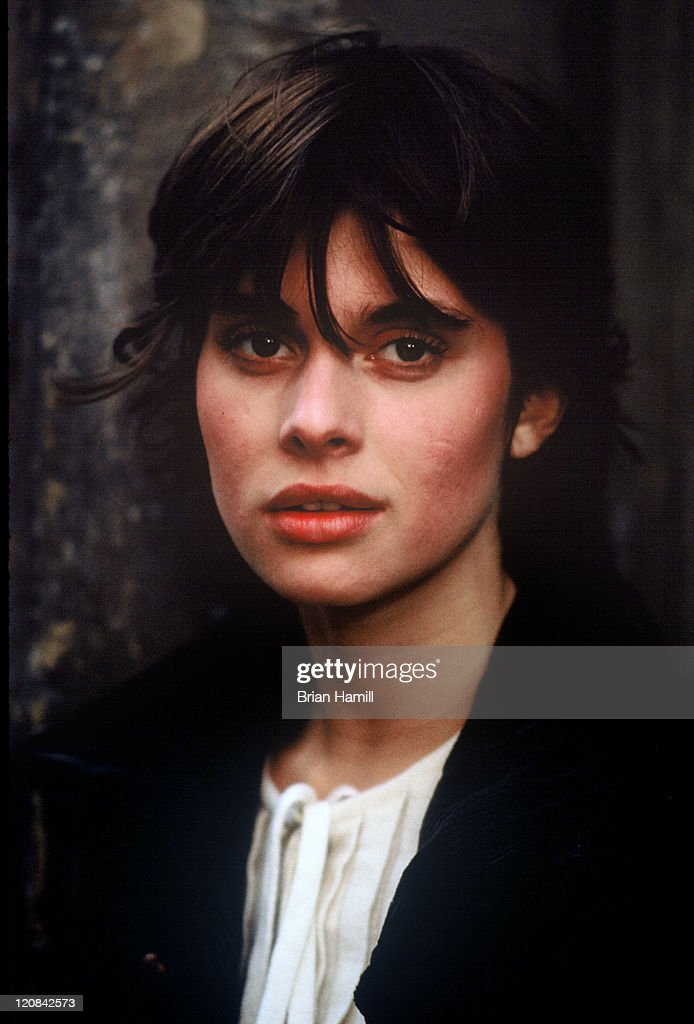 Portrait of German-born actress <a gi-track='captionPersonalityLinkClicked' href=/galleries/search?phrase=Nastassja+Kinski&family=editorial&specificpeople=813458 ng-click='$event.stopPropagation()'>Nastassja Kinski</a>, Paris, France, 1981.