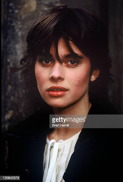 Portrait of Germanborn actress Nastassja Kinski Paris France 1981