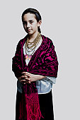portrait of girl - 9yrs