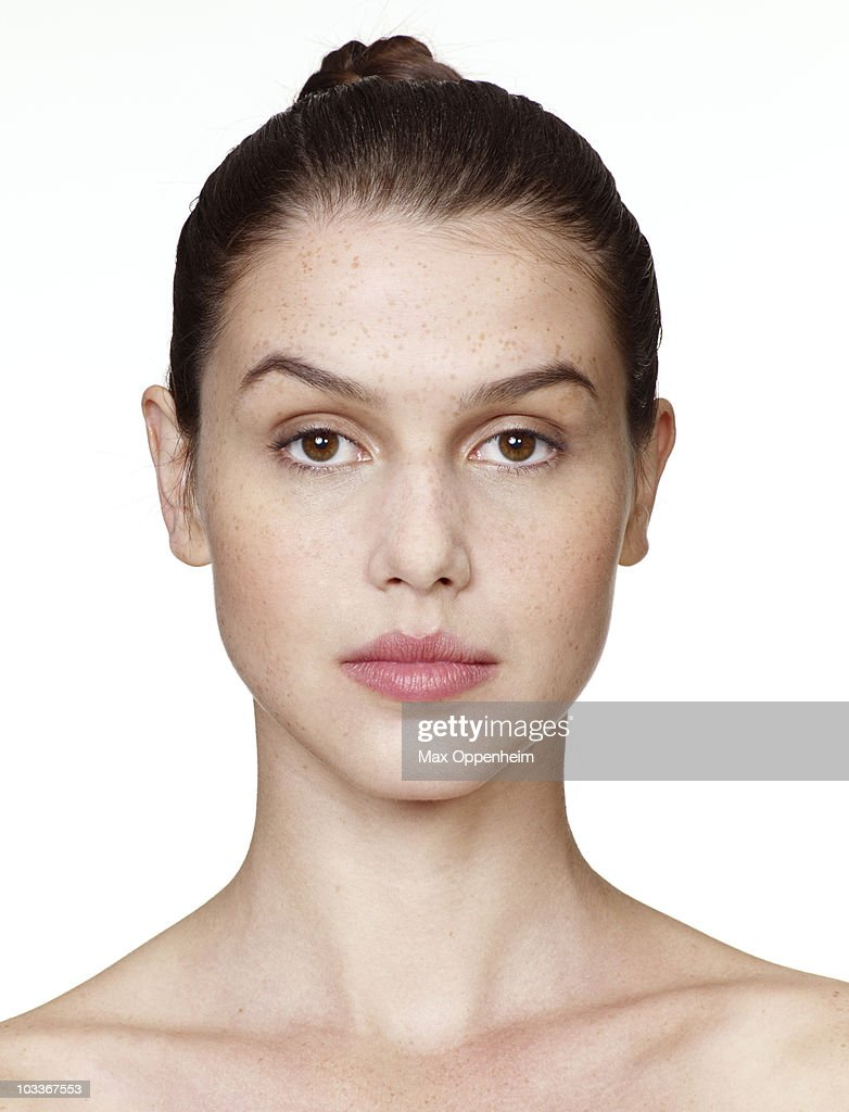 portrait of girl, natural beauty : Stock Photo