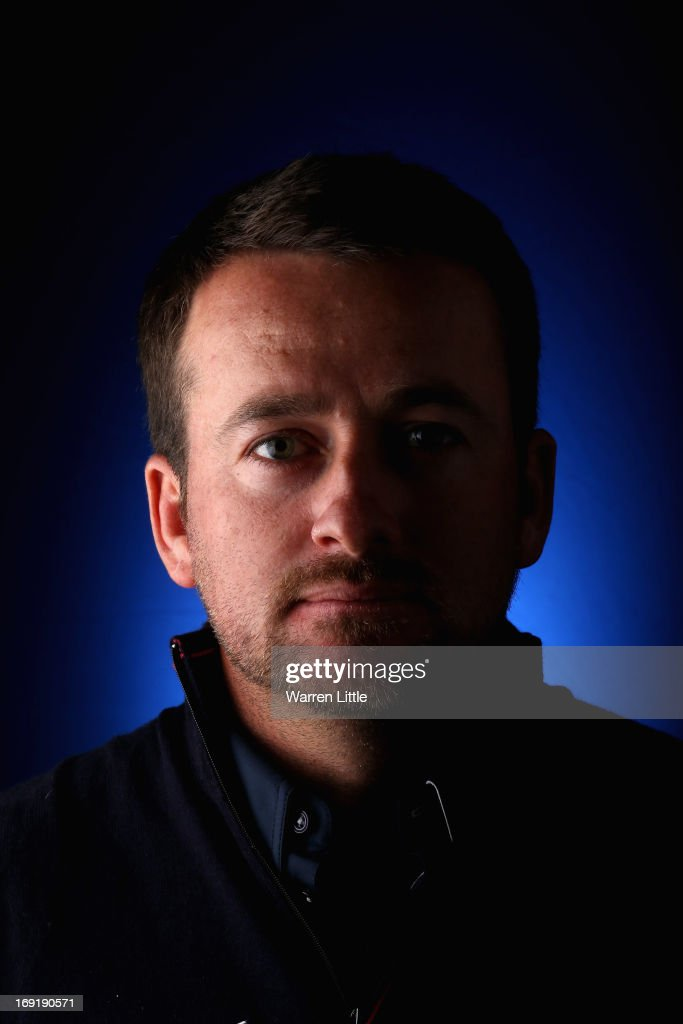 A portrait of Graeme McDowell of Northern Ireland ahead of the BMW PGA Championship at Wentworth on May 21, 2013 in Virginia Water, England.