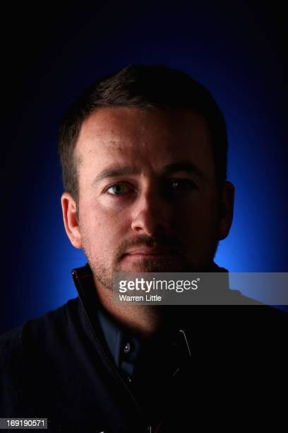A portrait of Graeme McDowell of Northern Ireland ahead of the BMW PGA Championship at Wentworth on May 21 2013 in Virginia Water England
