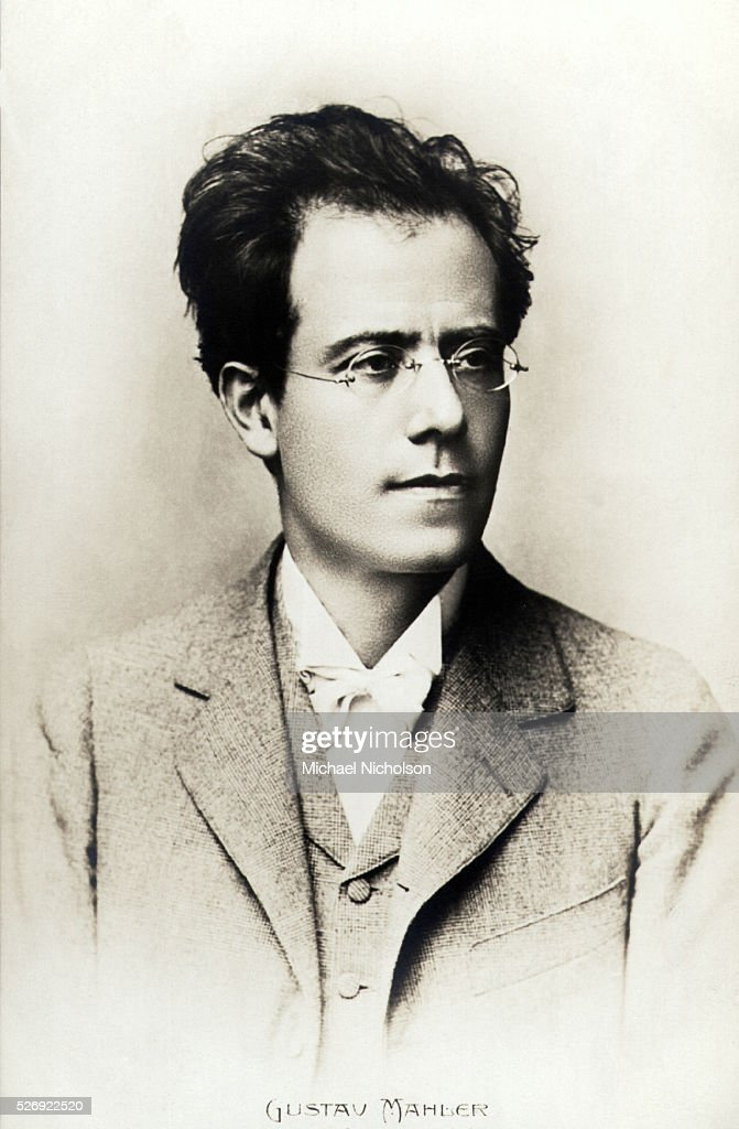 Portrait of <a gi-track='captionPersonalityLinkClicked' href=/galleries/search?phrase=Gustav+Mahler&family=editorial&specificpeople=237129 ng-click='$event.stopPropagation()'>Gustav Mahler</a>