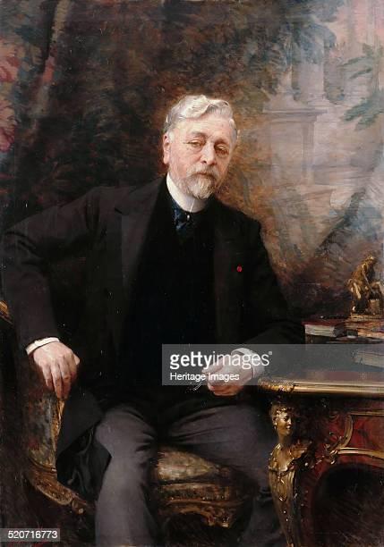 Portrait of Gustave Eiffel Found in the collection of Musée de l'Histoire de France Château de Versailles