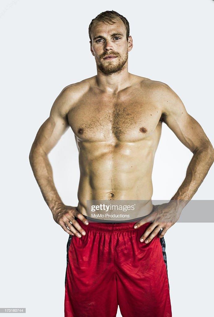 portrait of gym