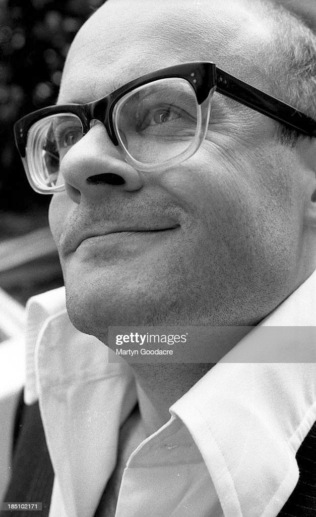 Portrait of Harry Hill, London, United Kingdom, 1996.