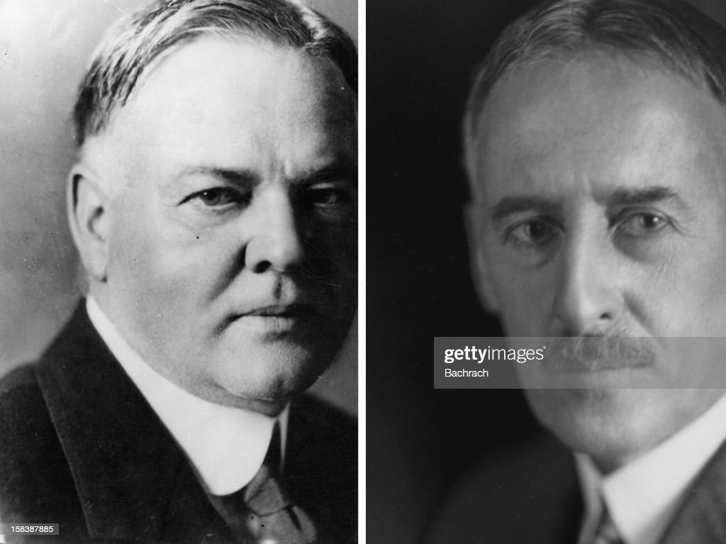 Portrait of Henry Stimson (1867 - 1950), the American statesman who served as Secretary of War under President Taft and Secretary of State under the Hoover administration, Washington, D