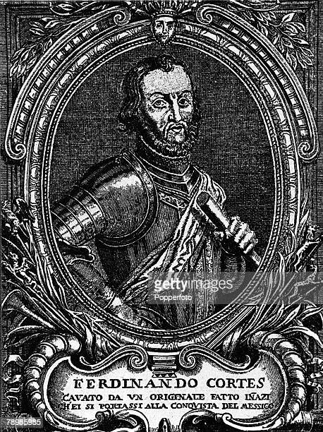 a biography of hernando cortes a spanish conquistador Abstract from the very first month of his arrival on the mexican coast, and  throughout the remainder of his life, the conquistador hernán cortés.