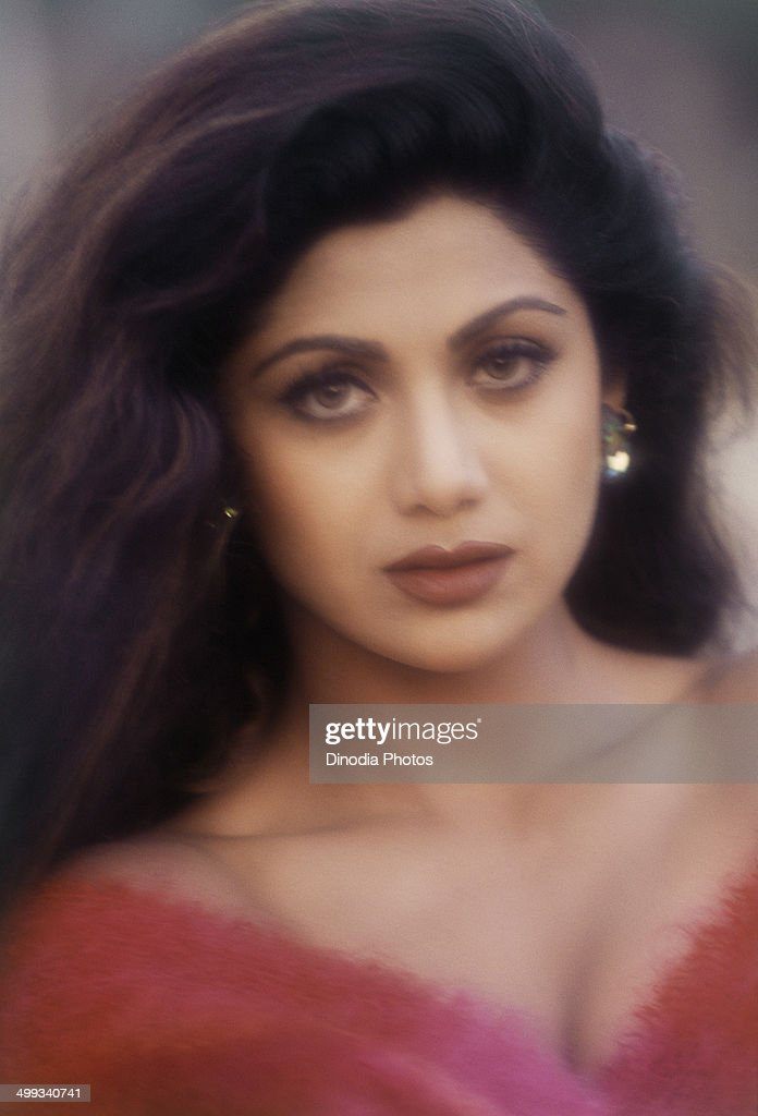 1999, Portrait of Indian film actress <a gi-track='captionPersonalityLinkClicked' href=/galleries/search?phrase=Shilpa+Shetty&family=editorial&specificpeople=565509 ng-click='$event.stopPropagation()'>Shilpa Shetty</a>.