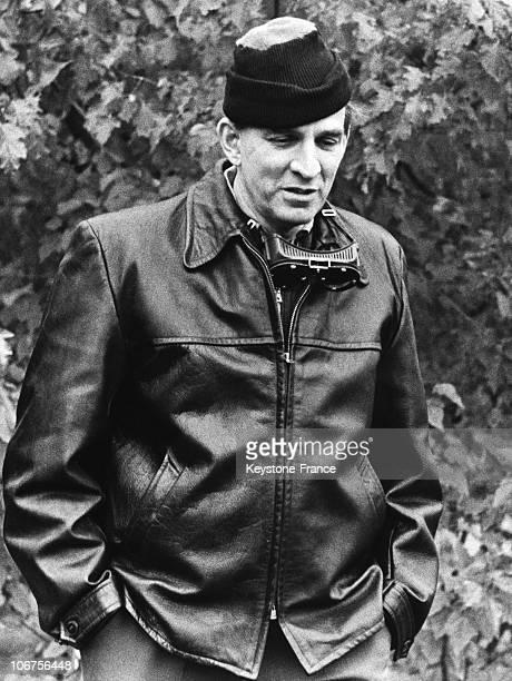 Portrait Of Ingmar Bergman 1970