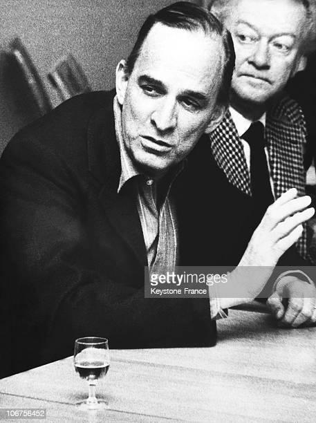 Portrait Of Ingmar Bergman