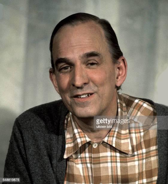 Portrait of Ingmar Bergman Swedish director writer and producer