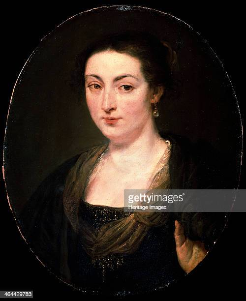 'Portrait of Isabella Brant' c16151620 Rubens Pieter Paul Found in the collection of the State A Pushkin Museum of Fine Arts Moscow