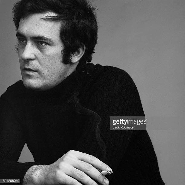 Portrait of Italian film director Bernardo Bertolucci New York New York April 1969