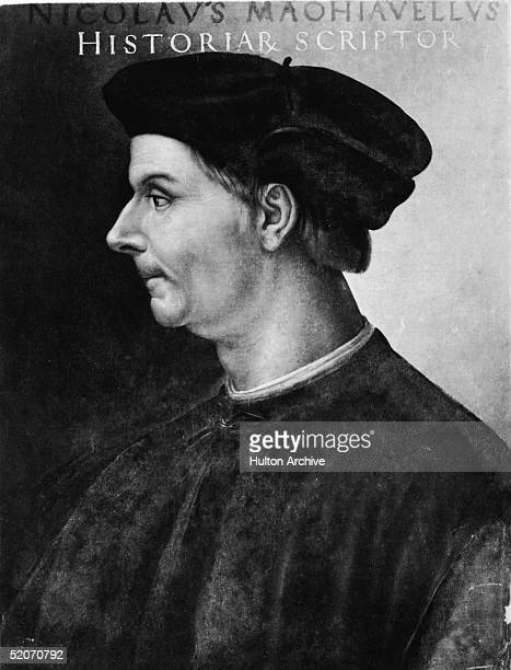 a biography of niccolo machiavelli the italian philosopher On this day in 1469, the italian philosopher and writer niccolo machiavelli is born  a lifelong patriot and diehard proponent of a unified italy, machiavelli became.