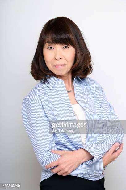 portrait of Japanese man