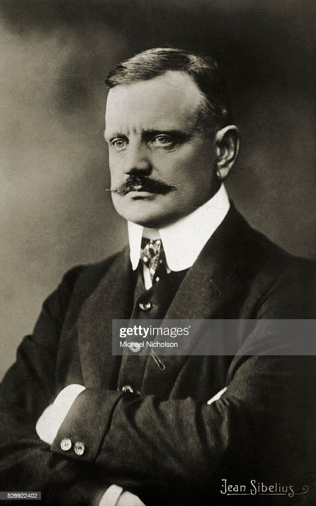 Portrait of <a gi-track='captionPersonalityLinkClicked' href=/galleries/search?phrase=Jean+Sibelius&family=editorial&specificpeople=905695 ng-click='$event.stopPropagation()'>Jean Sibelius</a>