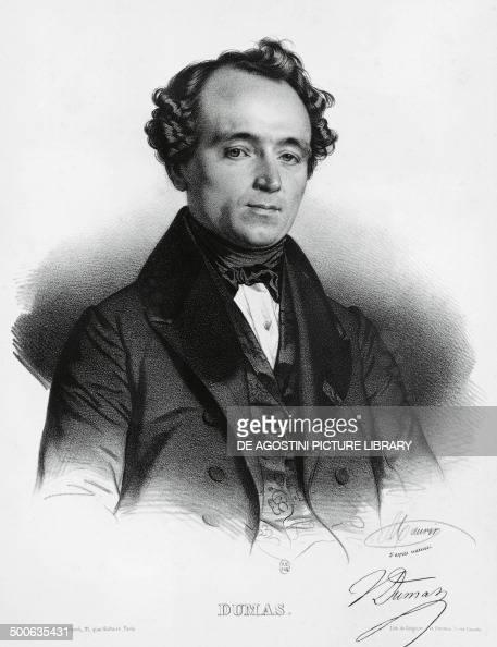 Portrait of JeanBaptisteAndre Dumas French chemist and politician engraving